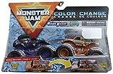 MonsterJam 1:64 Scale Color Change Mohawk Warrior Vs Jester