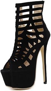 Amazon.it: Scarpe Tacco 16 Cm Scarpe da donna Scarpe