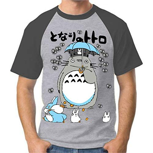 Camiseta Studio Ghibli Totoro