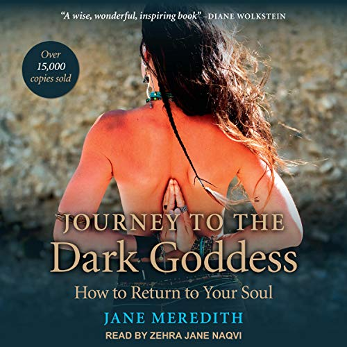 Page de couverture de Journey to the Dark Goddess