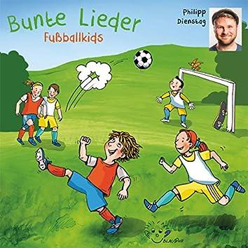 Bunte Lieder - Fußballkids