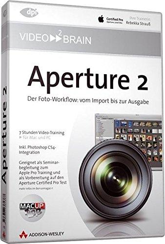 Aperture 2 - 7 Stunden Videotraining - Der Fotoworkflow vom Import bis zur Ausgabe [import allemand]
