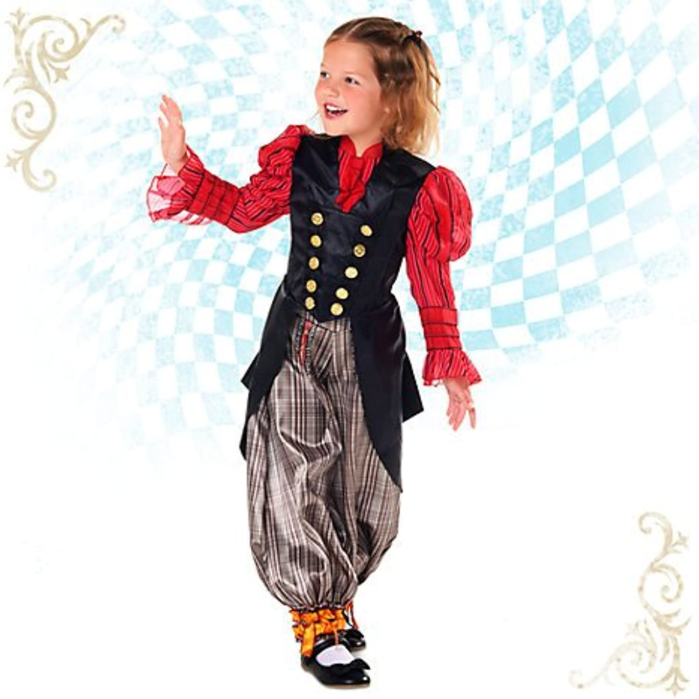 Alice Costume pour les enfants, Alice Through The Looking Glass, le costume 2 pièces pour enfants, Taille 11 - 12 ans