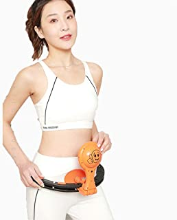 Sport Hula Hoop, Tire Massage, Fitness Hula Hoop, Adjustable Size, Will Not Drop Hula Hoop, Intelligent Counting and Autom...