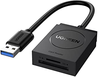 Leitor de Cartão de Memória SD UGREEN USB 3.0 SD e Micro SD