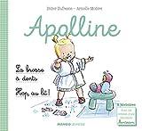 Apolline - La brosse à dents / Hop, au lit ! (Mini-albums Apolline) (French Edition)
