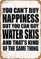 You Can Buy Water Skis ティンサイン ポスター ン サイン プレート ブリキ看板 ホーム バーために