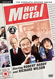 Hot Metal - The Complete Second Series