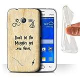 Hülle Für Samsung Galaxy Ace 4 Neo/G318 Schule der Magie
