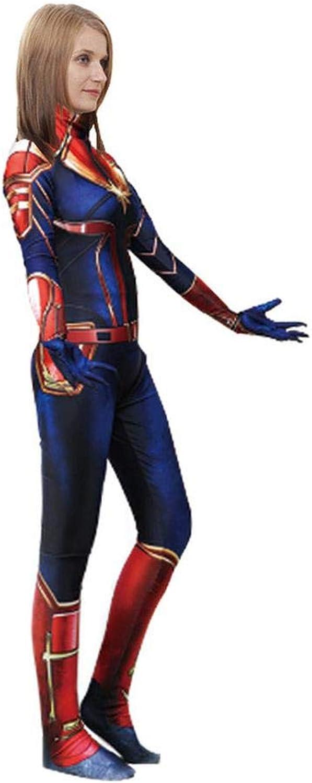 más descuento Disfraces para Adultos Marvel, Sorpresa Capitán CosJugar Medias Siamesas Siamesas Siamesas Jugar Disfraz Halloween Adult- XXL  punto de venta barato