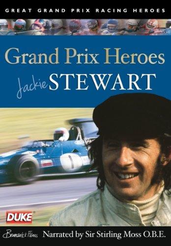 Jackie Stewart - Grand Prix Hero [DVD]