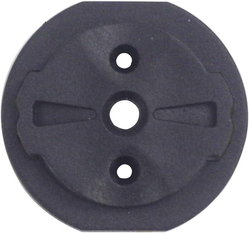 Trigo - Kit de inserción de Montaje para Ordenador de Repuesto de la Tapa de rotación Trasera para los Ordenadores Garmin Repare