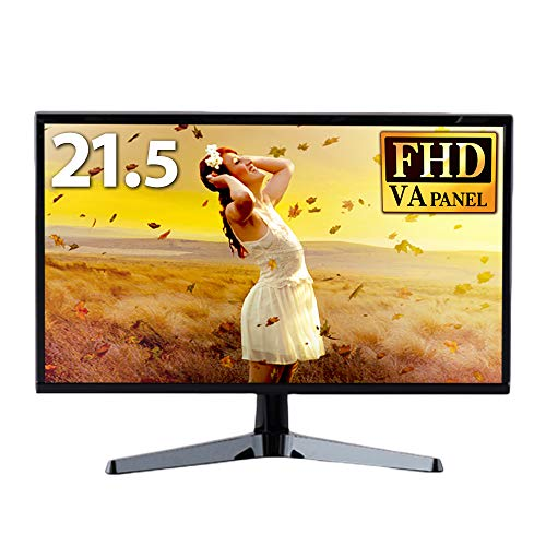 アイリスオーヤマ モニター ディスプレイ 21.5インチ フルHD パソコン 角度調整 ブルーライト軽減 PMT-LCD22F-B