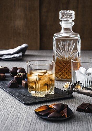 Bormioli Rocco Servizio 7 Pezzi Whisky Vetro Selecta Arredo tavola