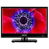 MEDION E11960 47 cm (18,5 Zoll) Fernseher (HD Triple Tuner, CI+, 12V KFZ Car-Adapter, Mediaplayer)
