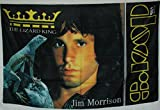 Jim Morrison Poster-Fahne Poster Flag No. 141 Format 94 x 138 cm Polyester