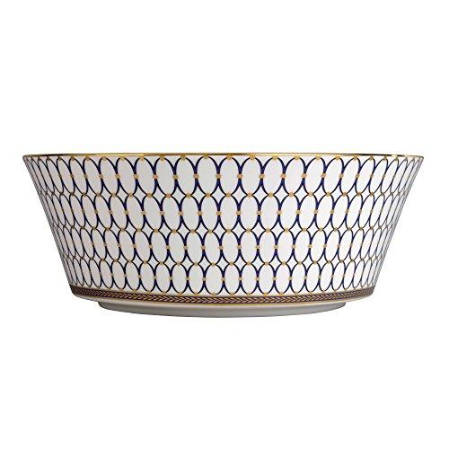 """Renaissance Gold Serving Bowl 10"""""""