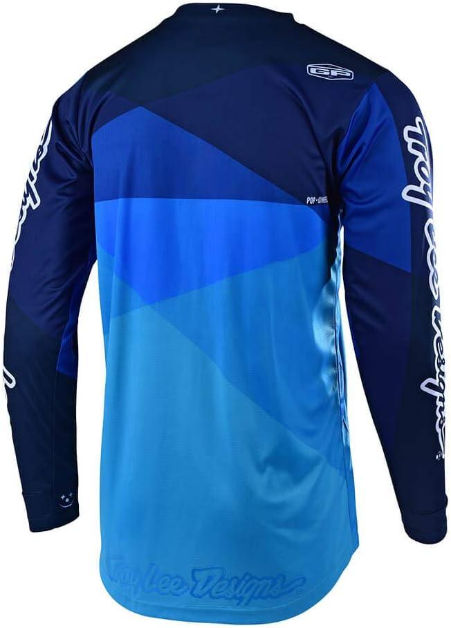 Troy Lee Designs T-Shirt Moto GP Jet avec Coupe Confortable.