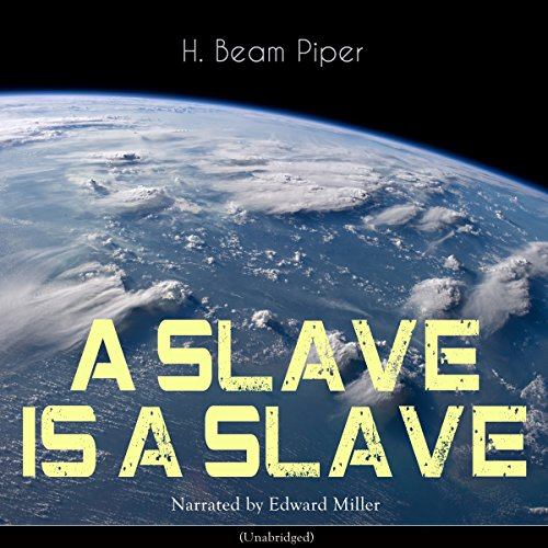 A Slave Is a Slave audiobook cover art