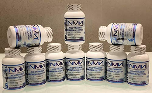Maac10-NMN 30 caps,125mg 10 Bottles Nicotinamide Mononucleotide Fast Shipping from EU Warehouse with GLS