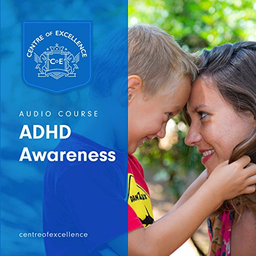 ADHD Awareness audiobook cover art