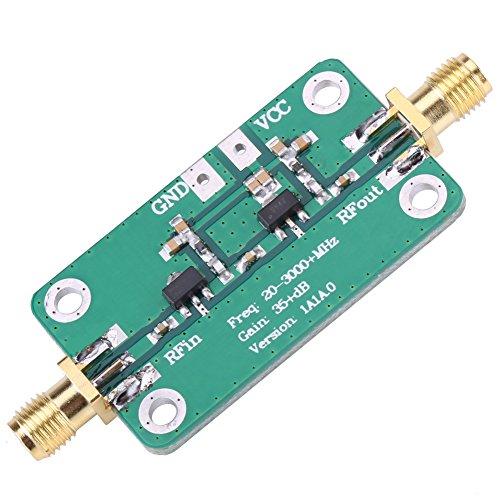 20-3000MHz Breitband 35 dB High Gain LNA Rauscharmes HF Signal Verstärkermodul Amateurfunk für Kurzwellen FM TV Audio WiFi GPS