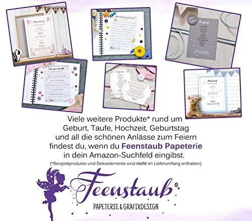 Patenbrief Urkunde Taufbrief Als Geschenk Zur Taufe Für Taufpatin Vom Patenkindtaufkind Zur Erinnerung Personalisierbar Auf Papier Leinwand