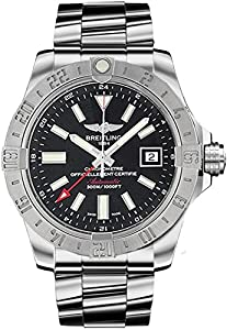 Breitling Avenger II GMT Mens Watch A3239011/BC35 image
