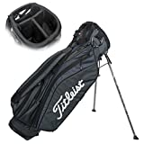 Titleist One Strap Stand Bag, Charcoal