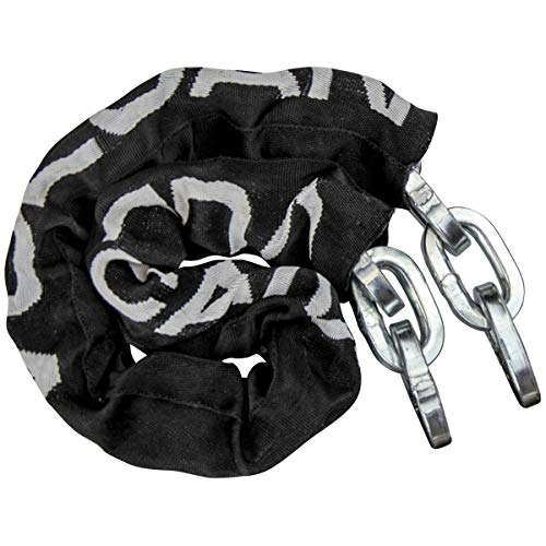 VULCAN Security Chain - Premium Case-Hardened - 3/8 Inch x 3 Foot Chain Cannot Be Cut with Bolt Cutters or Hand Tools