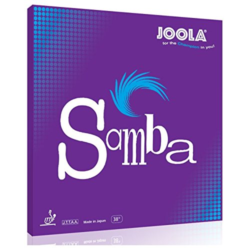 Joola Tischtennisbeläge »Samba«, schwarz 2,0mm