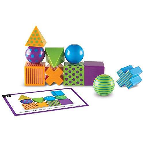 512A4s0ZPKL - Learning Resources Mental Blox Critical Thinking Game, Homeschool, Easter Basket Game, 20 Blocks, 20 Activity Cards, Ages 5+