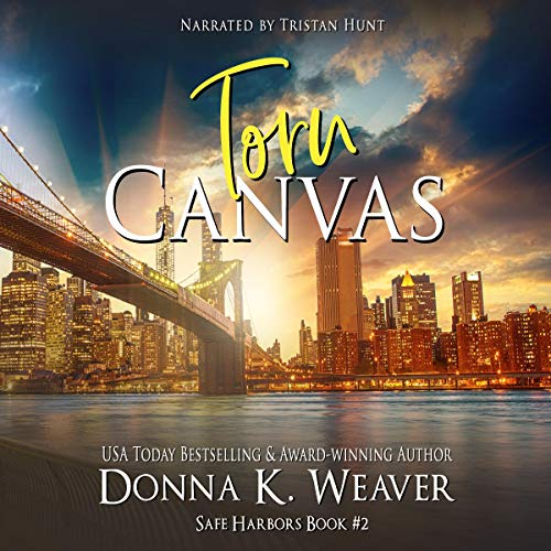 Torn Canvas Audiobook By Donna K. Weaver cover art