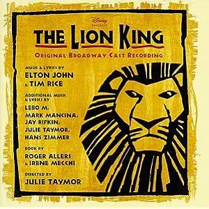 The Lion King (1997 Original Broadway Cast)