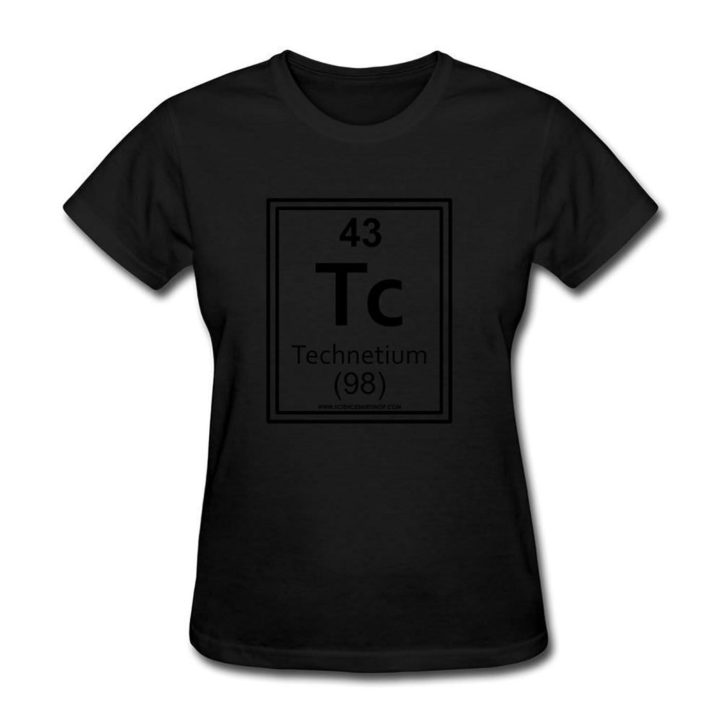 Van Adkins Casual 043 Technetium T-Shirt Color Size Women