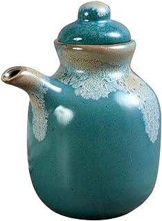 Japanese Ceramic Oil Pot/Seasoning Bottle/Vinegar Bottle/Soy Sauce Bottle,B03