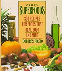 "Superfoods: 300 Recipes for Foods That Heal Body and Mind. <a href=""https://www.amazon.com/gp/product/0446517534/ref=as_li_qf_asin_il_tl?ie=UTF8&amp;tag=ris15-20&amp;creative=9325&amp;linkCode=as2&amp;creativeASIN=0446517534&amp;linkId=36e2fa49c3816b0b1158582748c13172"" target=""_blank"" rel=""nofollow noopener noreferrer""><span style=""text-decoration: underline; color: #0000ff;""><strong>Buy it on Amazon.</strong></span></a>"