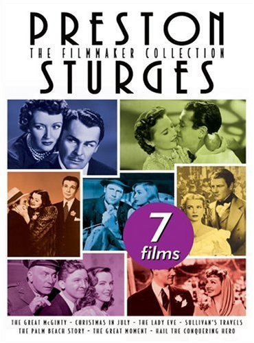 Preston Sturges: The Filmmaker Collection [DVD] [Region 1] [US Import] [NTSC]