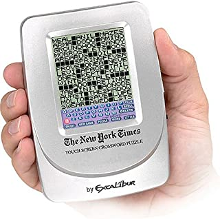 Electronic New York Times Crossword Puzzle