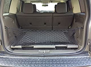 Envelope Style Trunk Cargo Net for Dodge Nitro 2007-2012