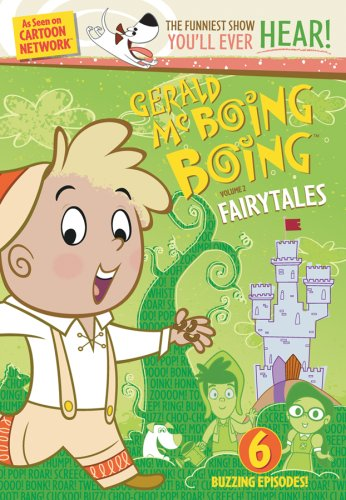 GERALD MCBOING BOING FAIRY TALES (LIMITED EDITION)