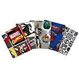 Marvel Comics Fat Quarter Lizenzpaket, 5 Stück