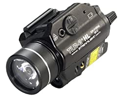 Streamlight 69261 TLR-2 High Lumen Rail-Mounted Tactical Light with Red Laser - 800 Lumens