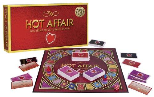 Erotisches Brettspiel für Paare