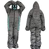 Mumienschlafsack Humanoider Schlafsack Outdoor Camping Schlafsack Winter Indoor Outdoor Tragbarer Winddichter Schlafsack Für Erwachsene