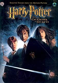 Harry Potter and the Chamber of Secrets, Flute: Selected Themes from the Motion Picture [With CD]