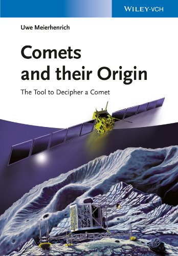 Comets And Their Origin: The Tools To Decipher A Comet (English Edition)