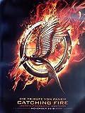 Die Tribute von Panem - Catching Fire - Teaser - Filmposter