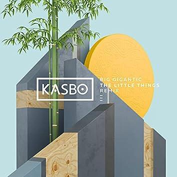 The Little Things (feat. Angela McCluskey) (Kasbo Remix)