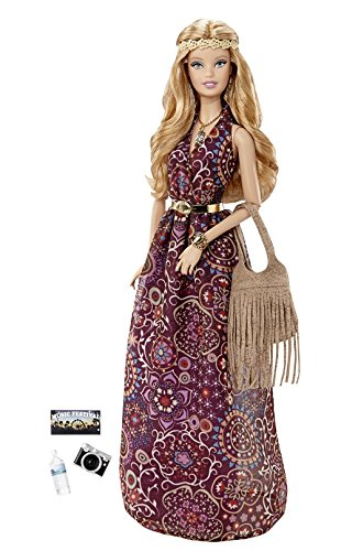 Mattel Barbie dgy12 The Look Barbie Doll 4, Bambole
